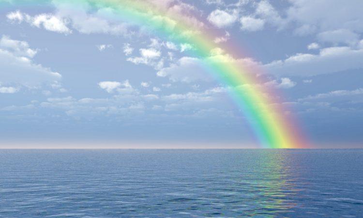 從海上升起的一道彩虹– 多倫多短宣中心