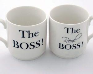 真正的老闆是上帝